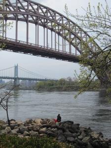 Hell Gate Bridge, Astoria Park