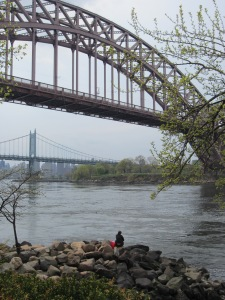 Hell Gate Bridge, Astoria Park