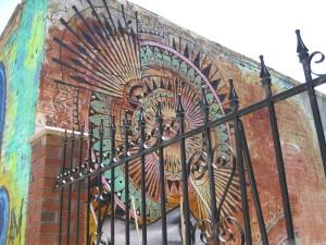 Street art in Astoria