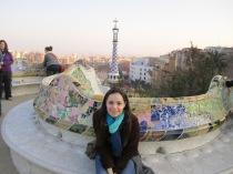 Stefanie Weisman in Barcelona