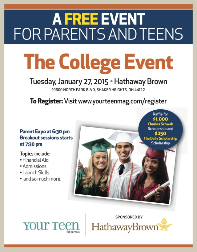 YourTeen college event